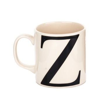 KLT Porselen Z Harfi Kupa Zenith Renkli